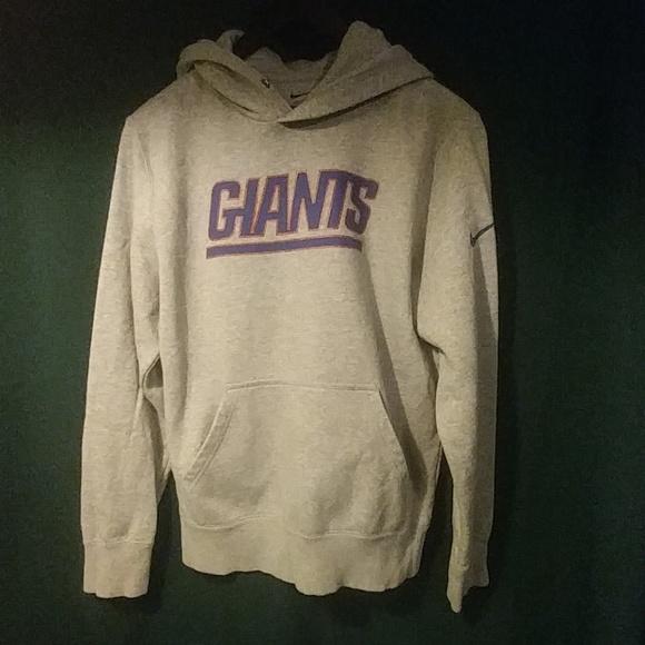 ny giants hooded sweatshirt